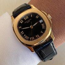 Patek Philippe 5060J Yellow gold 1996 Aquanaut pre-owned