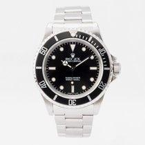 Rolex Submariner (No Date) Steel 40mm Black No numerals United Kingdom, Guildford,Surrey