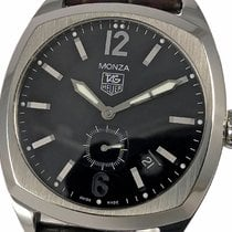 TAG Heuer Steel 38mm Automatic WR2110 pre-owned