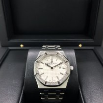 Audemars Piguet Royal Oak Lady Steel 33mm Silver No numerals United States of America, Illinois, Springfield