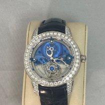 Ulysse Nardin Royal Blue Tourbillon Platinum 41mm Transparent United States of America, New York, MASSAPEQUA PARK