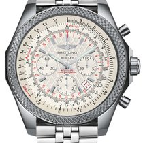 Breitling Bentley B06 Steel 49mm White No numerals United States of America, New Jersey, Princeton