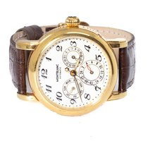 Montblanc pre-owned Automatic 37mm White