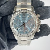 Rolex Daytona Platinum 40mm White No numerals United States of America, Florida, Miami