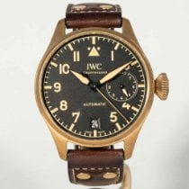IWC Bronze 46.2mm Automatic IW501005 pre-owned