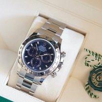 Rolex Daytona White gold Blue United States of America, California, Sunnyvale