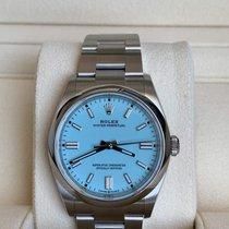Rolex Oyster Perpetual 36 nuevo 2021 Automático Reloj con estuche y documentos originales 126000