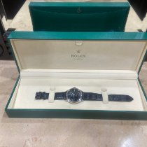 Rolex Cellini Time White gold 39mm White No numerals United States of America, New York, scarsdale