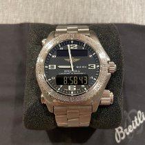 Breitling Emergency Titanium 43mm Black Arabic numerals United States of America, Washington, Renton