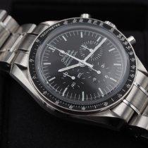 Omega Speedmaster Professional Moonwatch nuovo 2021 Manuale Cronografo Orologio con scatola e documenti originali 311.30.42.30.01.006