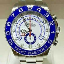 Rolex Yacht-Master II Steel 44mm White United States of America, Florida, FORT LAUDERDALE