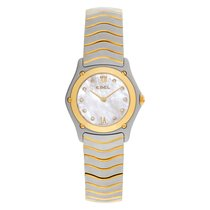 Ebel Classic Steel 27mm Mother of pearl No numerals United States of America, Florida, Surfside