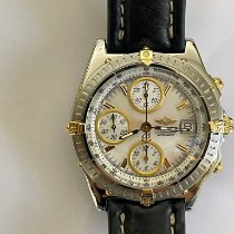 Breitling Blackbird new 2000 Automatic Chronograph Watch with original box and original papers B13350