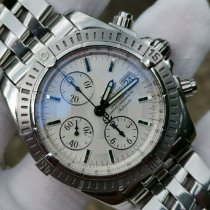 Breitling Steel 44mm Automatic A13356 pre-owned United Kingdom, West Sussex