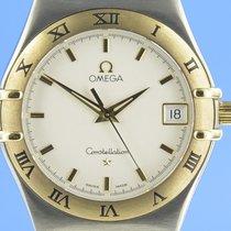 Omega 12123000 Goud/Staal Constellation 35mm tweedehands