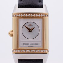 Jaeger-LeCoultre Reverso Duetto 266.5.44 Very good Gold/Steel 21mm Manual winding