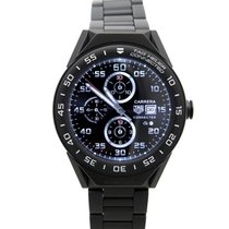 TAG Heuer SBF8A8013.80BH0933 Titanium 2018 Connected 45mm pre-owned