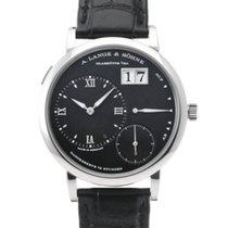 朗格 Grand Lange 1 白金 40.5mm 黑色