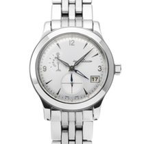 Jaeger-LeCoultre Q1628120 Steel 2005 Master Hometime 40mm pre-owned