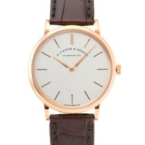 A. Lange & Söhne Rose gold 37mm Manual winding 201.033/LSLS2014AG pre-owned