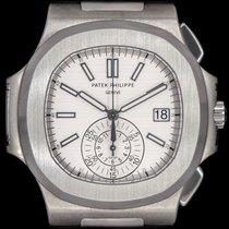 Patek Philippe Nautilus Steel 40.5mm White No numerals United States of America, New York, New York