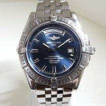Breitling Headwind Steel 43mm Blue