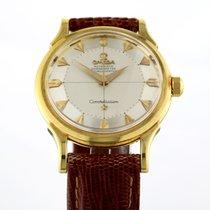 Omega Constellation Gelbgold 35mm Österreich, Baden bei Wien