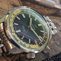 Enicar Steel 37mm Automatic 148-35-02 pre-owned United States of America, New Jersey, Lodi