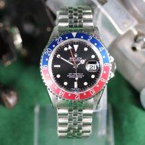 Rolex GMT-Master II Steel 40mm Black United Kingdom, Norwich