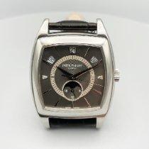 Patek Philippe Gondolo Platinum 51mm Grey