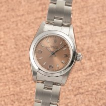 Rolex Oyster Perpetual Staal 24mm
