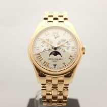 Patek Philippe Annual Calendar 5036/1R Yellow gold 37mm Automatic Canada, Montreal