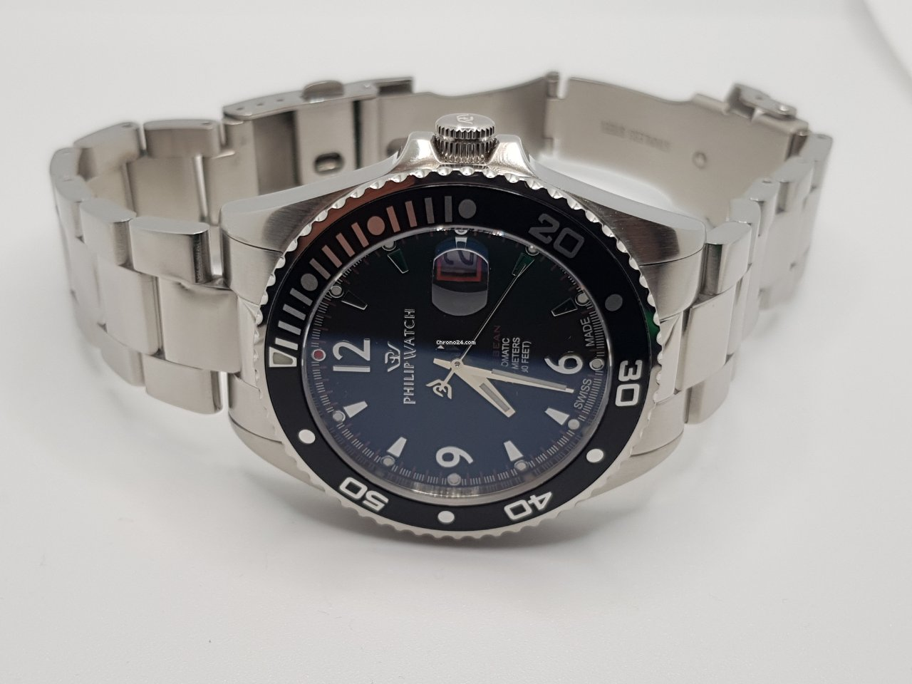 Philip Watch Caribe R8223107125 2015 pre-owned
