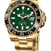 Rolex GMT-Master II 116718LN Sehr gut Gelbgold 40mm Automatik Österreich, Wien