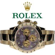 Rolex Daytona 116528 Sehr gut Gelbgold 40mm Automatik Deutschland, Essen
