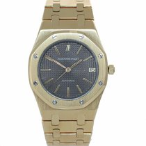 Audemars Piguet Yellow gold 35mm Automatic Royal Oak pre-owned United States of America, New York, Huntington