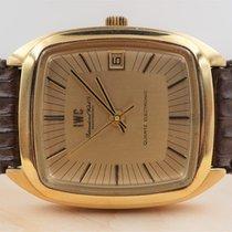 IWC Oro amarillo 36mm Cuarzo 3203 usados