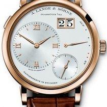 A. Lange & Söhne Silver 40.9mm new Grand Lange 1