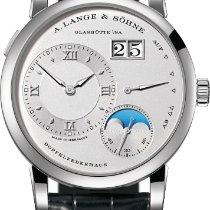 A. Lange & Söhne Lange 1 Platinum 38.5mm Silver
