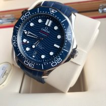Omega 210.32.42.20.03.001 Stahl 2021 Seamaster Diver 300 M 42mm neu