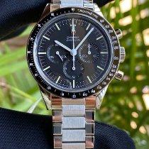Omega 311.30.40.30.01.001 Staal 2021 Speedmaster Professional Moonwatch 39.7mm nieuw