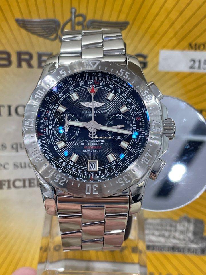 Breitling Skyracer A27362 usados