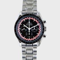 Omega Speedmaster Professional Moonwatch Steel 42mm Black No numerals Malaysia