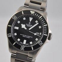 Tudor Titanium Automatic Black No numerals 42mm pre-owned Pelagos