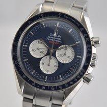 Omega Speedmaster Professional Moonwatch Steel 42mm Blue No numerals United States of America, Ohio, Mason