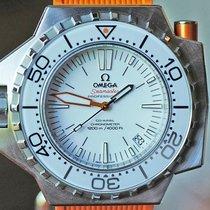 Omega Seamaster PloProf Steel 55mm White United States of America, Missouri, Chesterfield