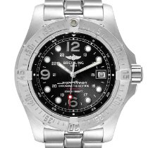 Breitling Steel 44mm Automatic A17390 pre-owned United States of America, Georgia, Atlanta
