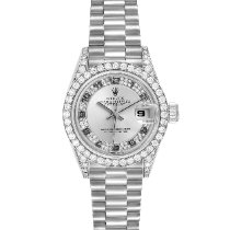 Rolex 69159 Or blanc 1995 26mm occasion