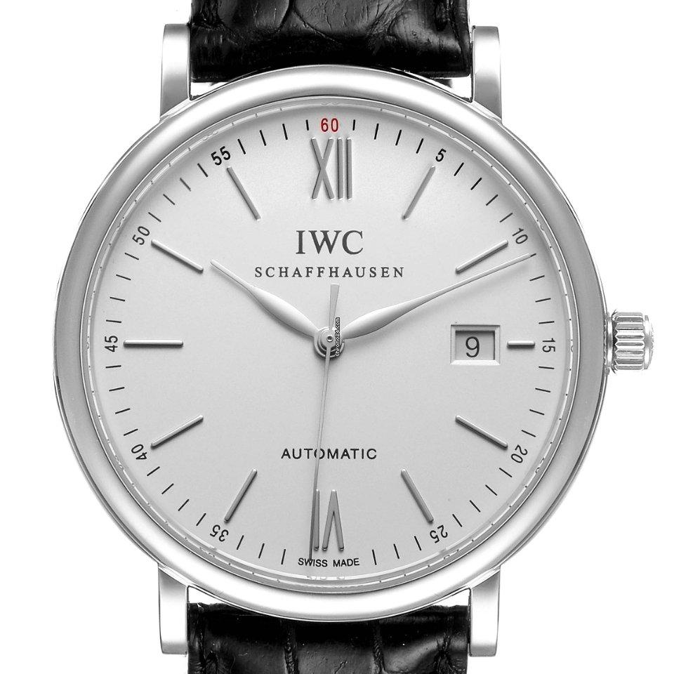 IWC Portofino Automatic IW356501 2014 подержанные