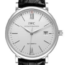 IWC IW356501 Aço 2014 Portofino Automatic 40mm usado